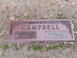 Mary Alice <I>Stull</I> Campbell