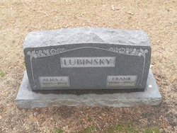 Alma C. <I>Watenphul</I> Lubinsky