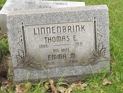 Emma B. <I>Malone</I> Linnenbrink