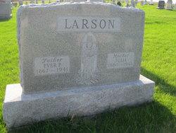 Julia <I>Lassesen</I> Larson