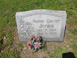 Romie Clayton Jones