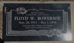 Floyd W. Bowersox