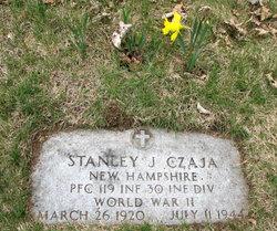 PFC Stanley J Czaja