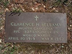 Clarence Hiram Bellamy