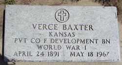 Verce Baxter