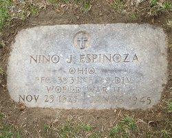 PFC Nino J Espinoza