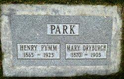Mary <I>Dryburgh</I> Park
