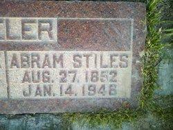 Abram Stiles Beeler