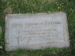 John Francis Halton