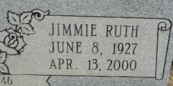 Jimmie Ruth Blasingame