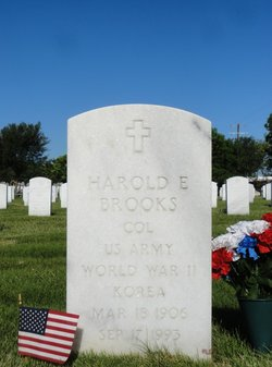 Harold E Brooks