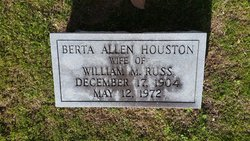 Berta Allen <I>Houston</I> Russ