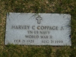 Harvey C Coppage, Jr