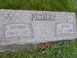 Frieda V. <I>Allington</I> Fisher