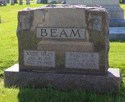 Evelyn <I>Silver</I> Beam