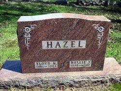 Nellie Francis <I>Tolles</I> Hazel