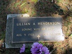 Lillian A. Henderson