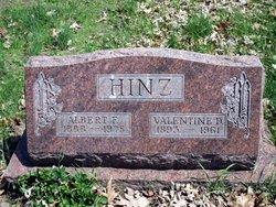 Valentine E. <I>Goodrich</I> Hinz
