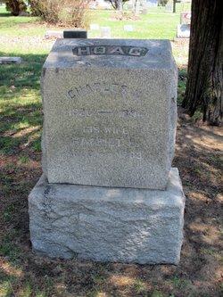 Harriet E. <I>Brott</I> Hoag