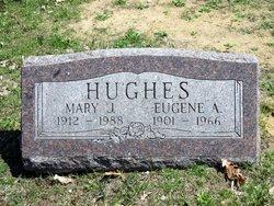 Mary J. <I>Hoag</I> Hughes