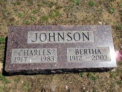 Rev Charles H. Johnson