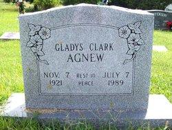 Gladys <I>Clark</I> Agnew