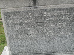 "Wallis H ""Wallace"" Bristol"