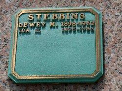 Dewey Marie <I>Campbell</I> Stebbins
