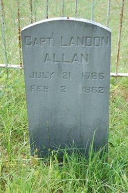 Ens Landon Allan