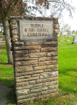 Temple B'nai Israel Cemetery of White Oak