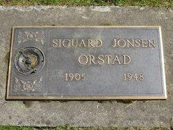 Siguard Jonsen Orstad
