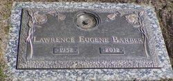 "Lawrence Eugene ""Gene"" Barber"