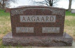 Inger M Aagaard