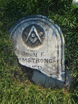 John F Armstrong