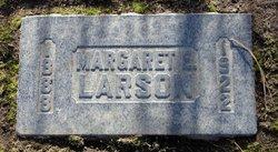 Margaret E. Larson