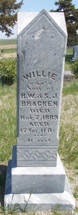 """William """"Willie"""" Bracken"""