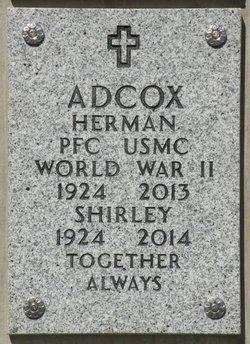 Shirley Adcox