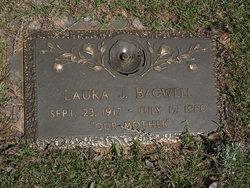 Laura <I>Jones</I> Bagwell