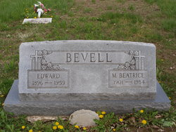Mary Beatrice <I>Pierceall</I> Bevell