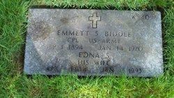 Emmett Steve Biddle