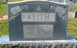 John Edward Keith