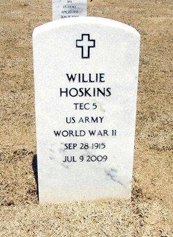 Willie Hoskins