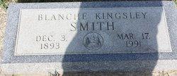 Blanche Glennis <I>Kingsley</I> Smith