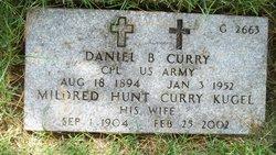 Daniel Boone Curry