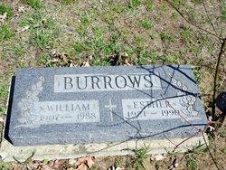Esther <I>Pratt</I> Burrows