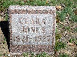 Clara <I>Johnson</I> Jones
