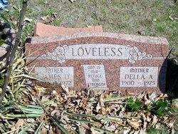 Della A. <I>Morgan</I> Loveless