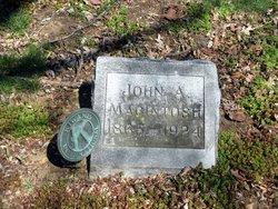 John A. MacIntosh