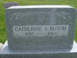 Catherine A Bloom