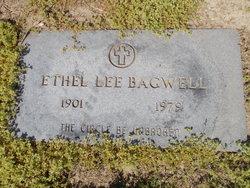 Ethel Lee Bagwell